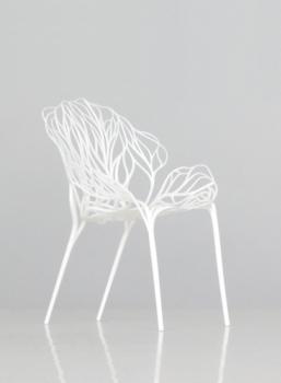 r e bouroullec detail vegetal chair growing. Black Bedroom Furniture Sets. Home Design Ideas